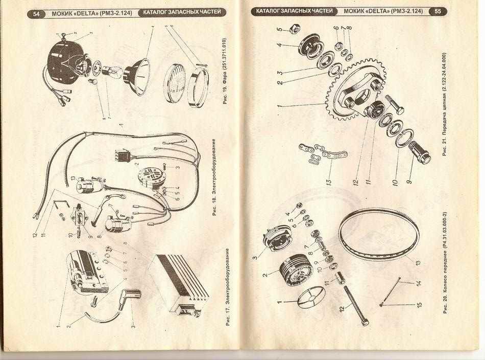 Карпаты мопед инструкция по эксплуатации